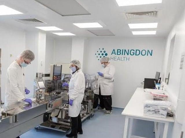 Abingdon Health is based in York.