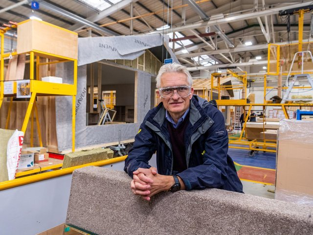 Willerby Holiday Homes CEO Peter Munk