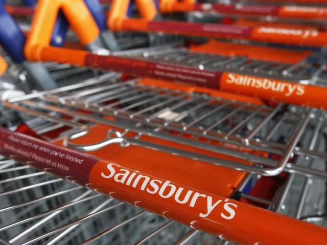 Sainsbury's enjoyed a strong boost in sales thanks to its position as an essential retailer during the year of Covid.