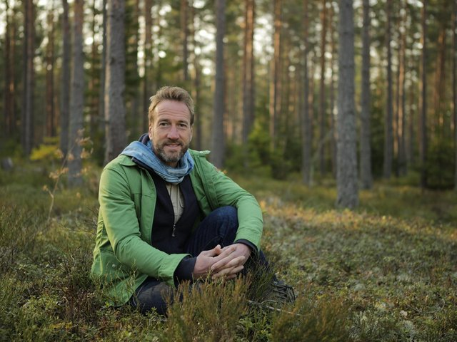 Ben Fogle is among the big names appearing at the '5 on the Farm' festival this summer. (Picture: Channel 5/Renegade Pictures).