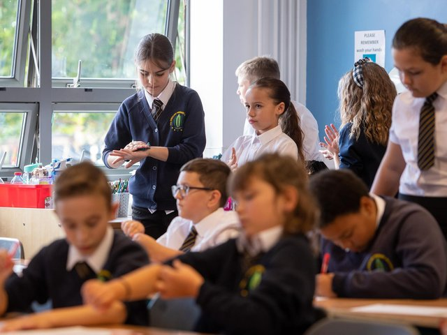 There are calls for the Government's plans to assess four and five-year-old children in their first few weeks of school from September should be postponed (Photo: Danny Lawson/PA Wire)