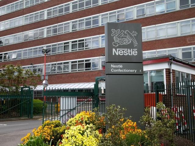 Nestle York