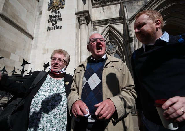 Post Office bosses celebrate their landmark legal win last week when they overturned a serious miscarriage of justice, but how will the Government respond?