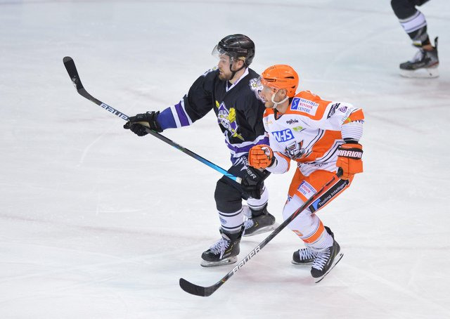 On a mission: Sheffield Steelers captain Jonathan Phillips looking forward to Manchester Storm game. (Picture: Dean Woolley)