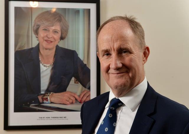 Thirsk and Malton MP Kevin Hollinrake.