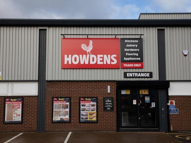 Howden said sales growth was driven by price increases and volume growth