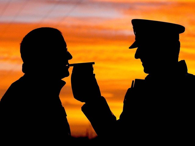 Numbers of people caught drink driving have soared following the re-opening of beer gardens earlier this month, North Yorkshire Police has said