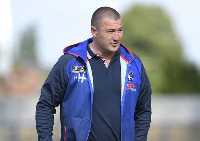 Chris Chester, head coach of Wakefield Trinity. (Picture: George Wood/Getty Images)