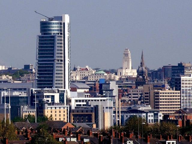 Leeds is set for Bank of England hub.