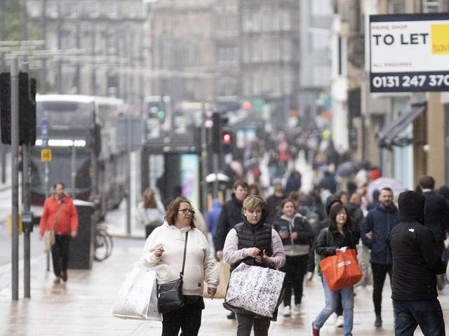 Stores closures are increasing.