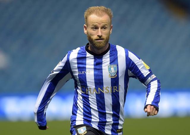 Barry Bannan of Sheffield Wednesday. (Picture: Steve Ellis)