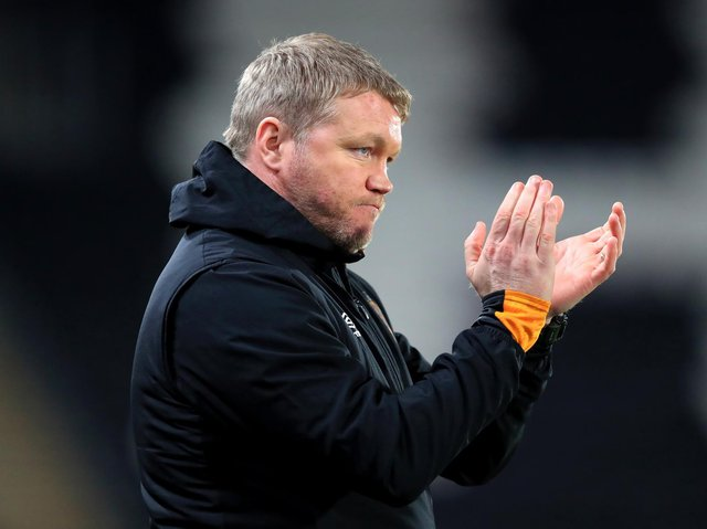 Hull City chief Grant McCann. Picture: Getty Images