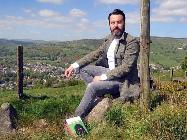 Author Ben Myers.