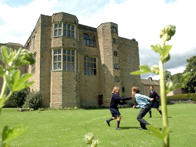 Gilling Castle in 2007