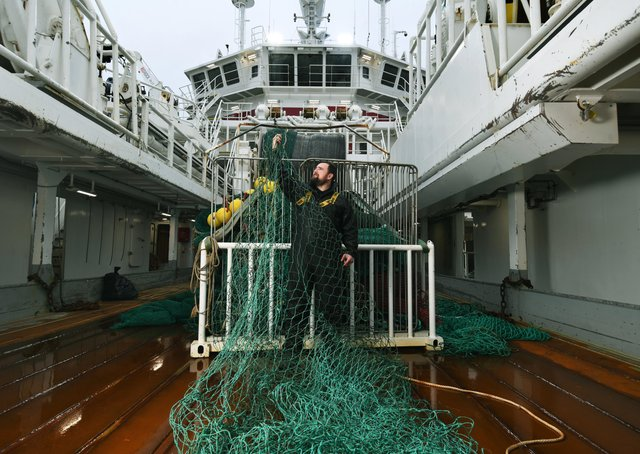 The post-Brexit difficulties facing the Hull-based trawler Kirkella continue to prompt much comment.