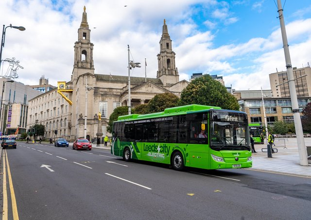 Bus policy will be a major priority for West Yorkshire's new mayor, says the TUC.