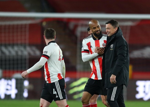No lose situation: Sheffield United interim manager Paul Heckingbottom. Picture: Simon Bellis / Sportimage