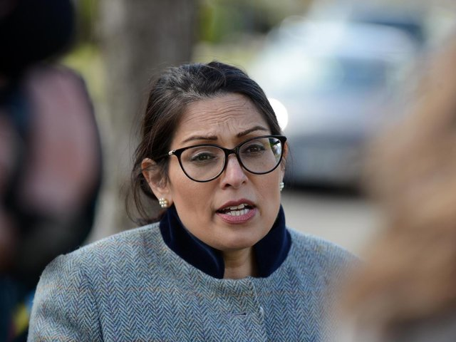 "Speaking at a visit to York earlier this week, Priti Patel said the police still receive a ""great deal of support"" from the public following the protests."
