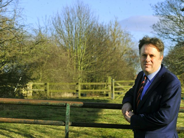 """Julian Sturdy, MP for York Outer, said: """"The Rowntrees are a huge part of our city and have a huge legacy. It's right they do they review but we musn't forget what the Rowntree family did for York and our area at the same time."""""""