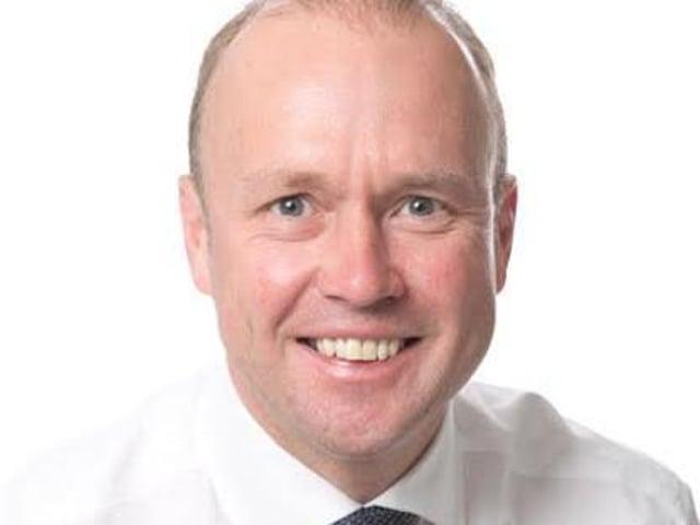 Steve Harris, regional director for Yorkshire at Lloyds Bank Commercial Banking