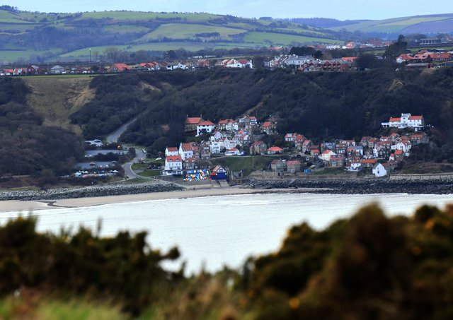 Runswick Bay is a popular spot for tourists, but does it have adequate toilet facilities?