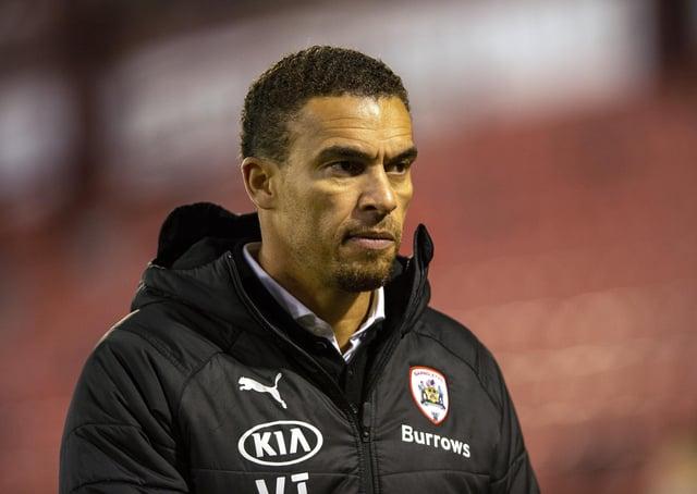 Warning: Barnsley head coach Valerien Ismael.Picture Bruce Rollinson