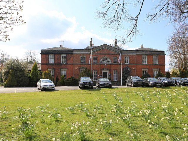 Red Hall House has been sold for more than £1.65 million