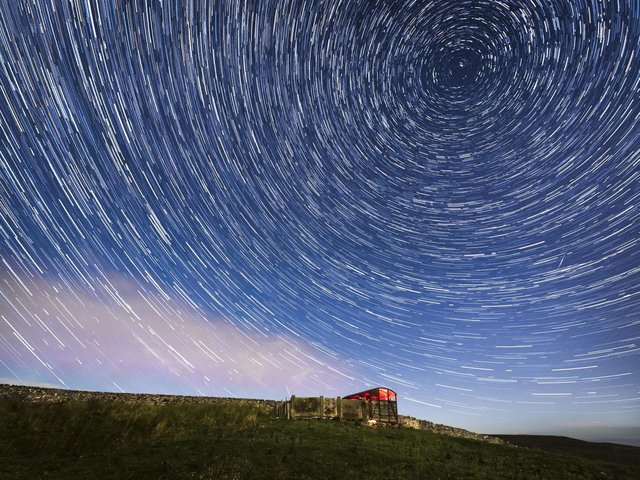 Yorkshire skygazers can look forward to seeing several shooting stars.