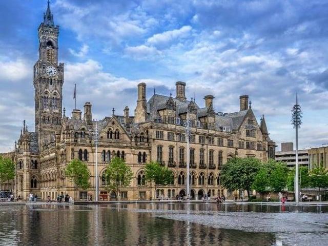 Bradford City Hall.