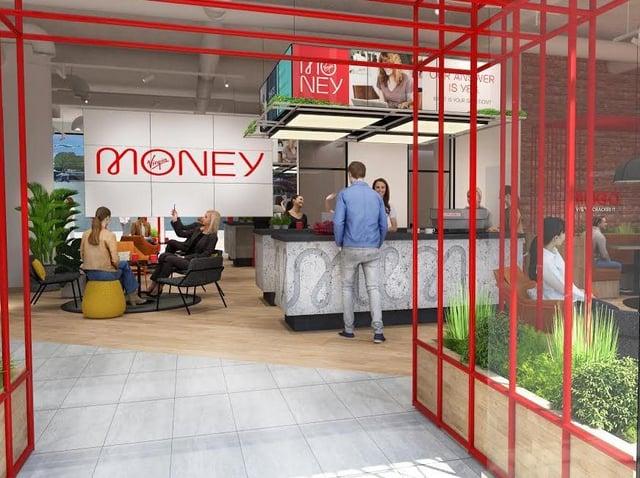Virgin Money has returned to profit