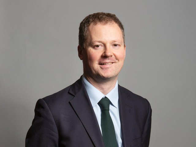 Neil O'Brien. Photo: UK Parliament
