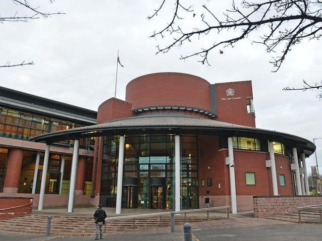 Town was sentenced at Preston Crown Court