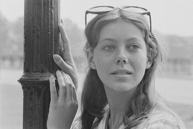 Actress Jenny Agutter was the original star of The Railway Children.