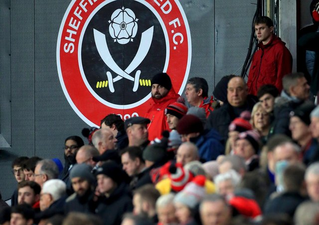 Sheffield United supporters will return to Bramall Lane this month. Picture: PA