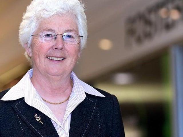 Doncaster mayor Ros Jones
