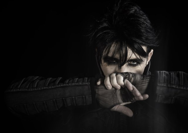 Gary Numan - his new album is out this month.