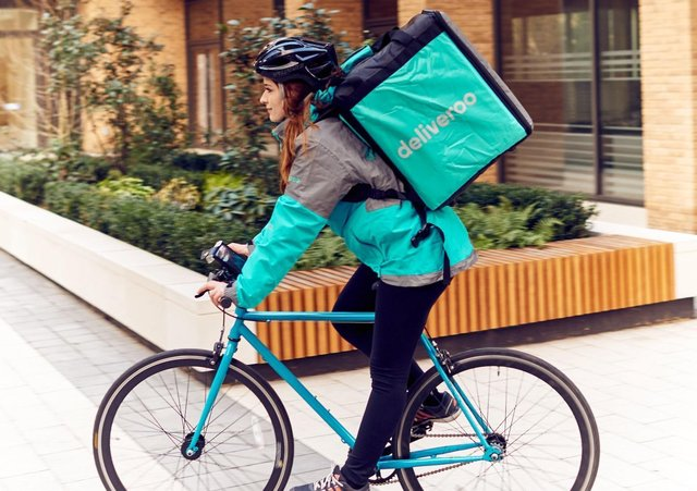 Not every IPO is a success. You only have to look at Deliveroo to see that. Picture: Mikael Buck / Deliveroo