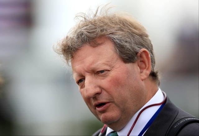 Middleham trainer Mark Johnston.