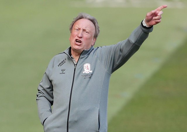 Middlesbrough manager Neil Warnock (Picture: PA)