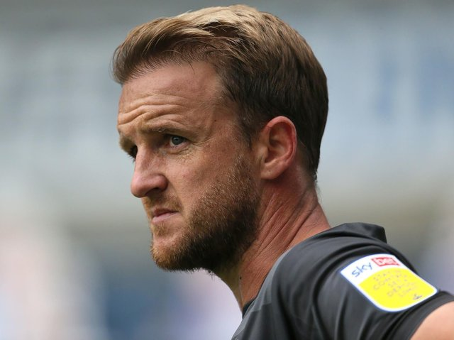 LAST GAME: 40-year-old James Coppinger retires after Doncaster Rovers' League One home game against Peterborough United