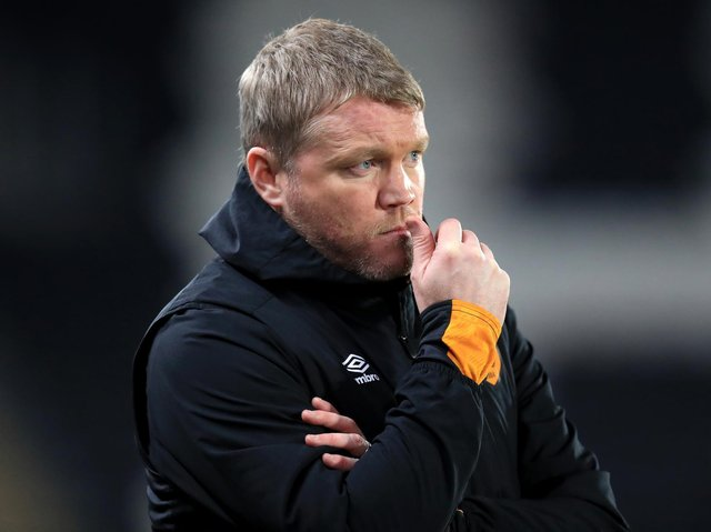 Hull City head coach Grant McCann. Pictures: Getty Images