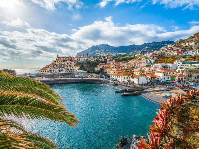 Madeira, Portugal (photo: Shutterstock).