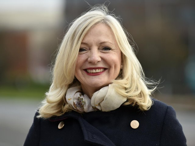 Tracy Brabin, Labour's candidate to be West Yorkshire mayor. Pic: Steve Riding