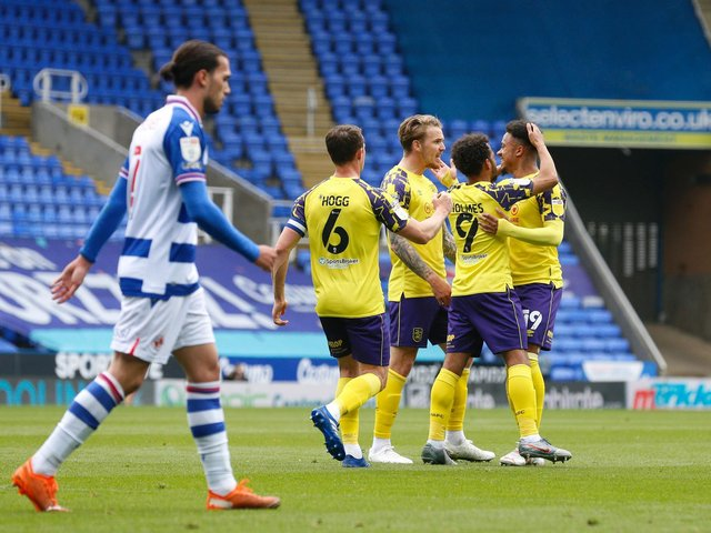 RESULT: Reading 2-2 Huddersfield Town. Picture: Getty Images.