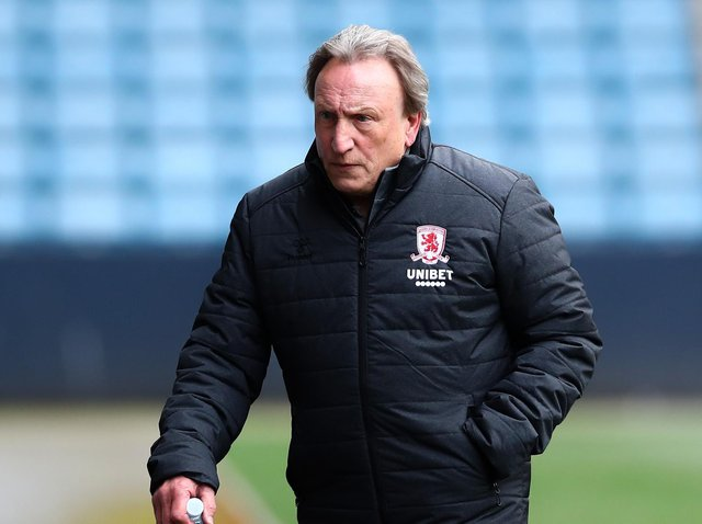 MANAGER: Neil Warnock. Picture: Getty Images.