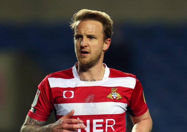 James Coppinger has played 694 games for Doncaster Rover (Picture: Catherine Ivill/Getty Images)