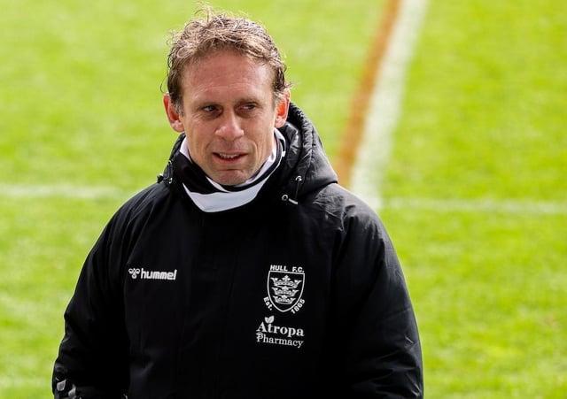 Delighted: Hull FC head coach Brett Hodgson.