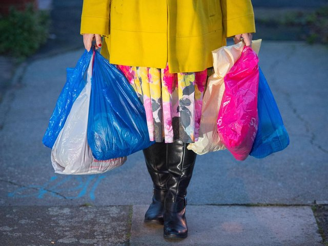 UK retailers have cut their carbon emissions in half since 2005 and smashed environmental targets for the past year, according to new figures