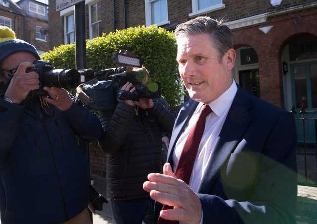 Labour leader Sir Keir Starmer eneds to shape up or shift out, writes Professor Matthew Flinders.