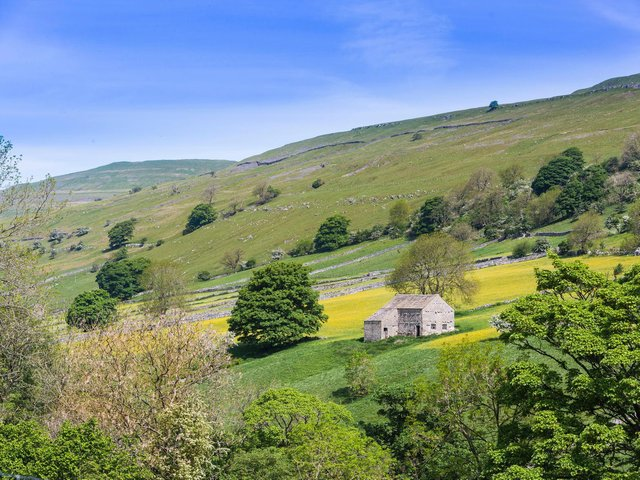Areas like Swaledale in the Yorkshire Dales are expected to receive an economic boost this summer as more people decided to go on holiday in the UK